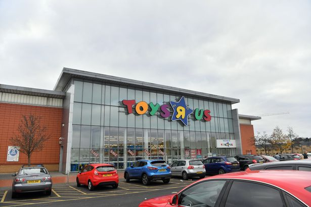 toys r us careers application online