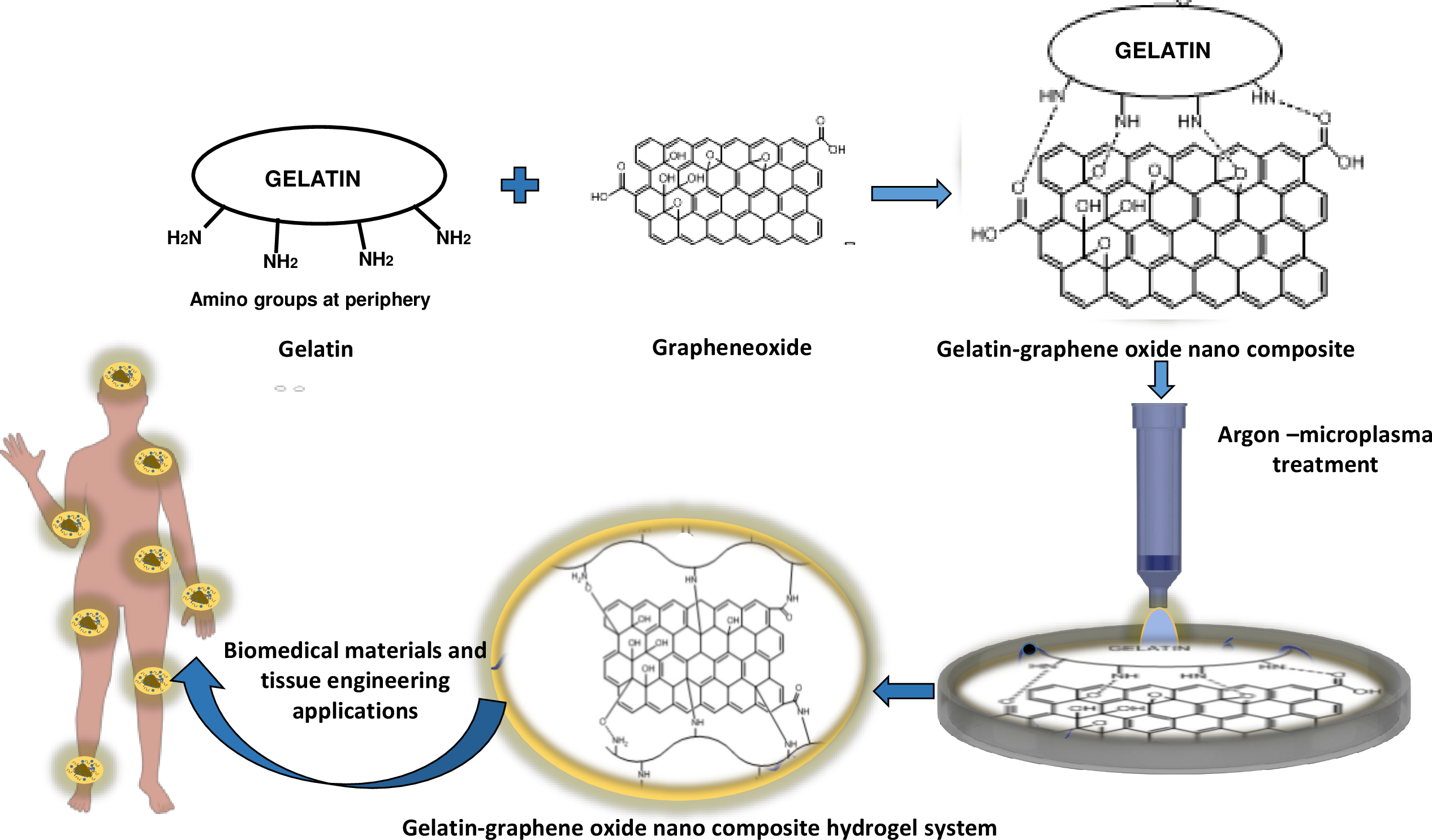 biomedical applications of graphene and graphene oxide