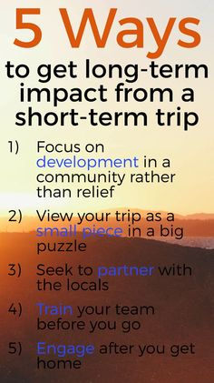 short term mission trip application template