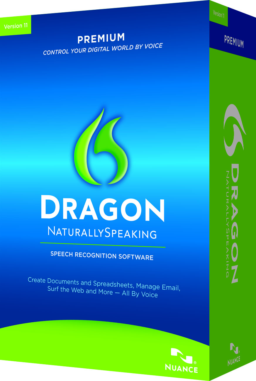 dragon naturally speaking compatible applications
