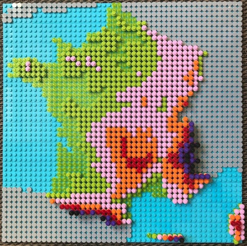 comment faire une cartographie applicative