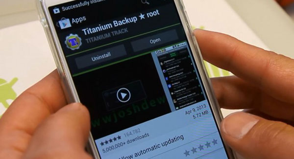 applications pour samsung galaxy s4