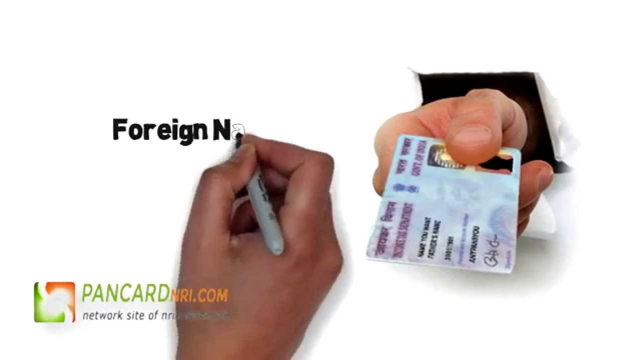 pan application for foreign citizens
