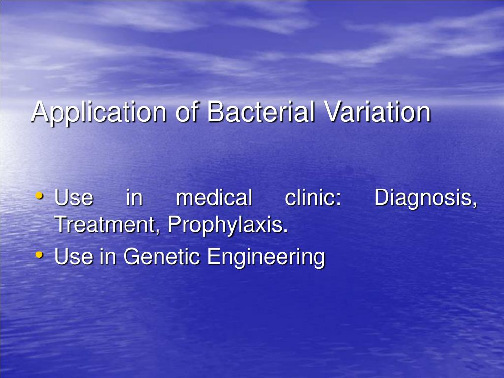 application of genetic engineering in medicine ppt
