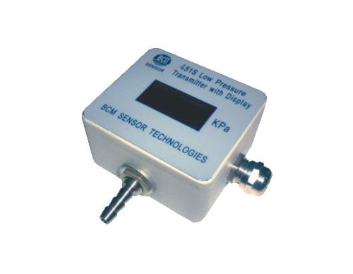 application of strain gauge transducers