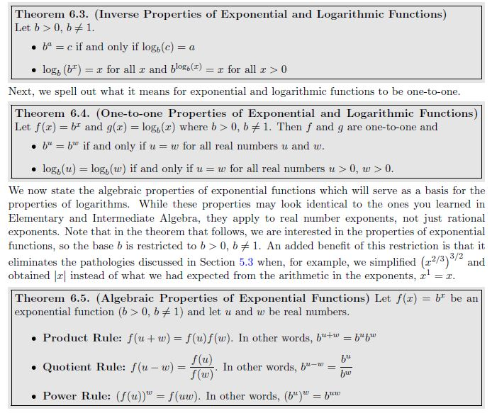 applications of exponential and logarithmic functions in real life