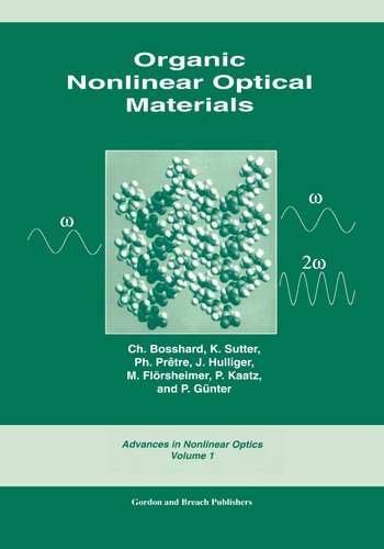 applications of nonlinear optical materials