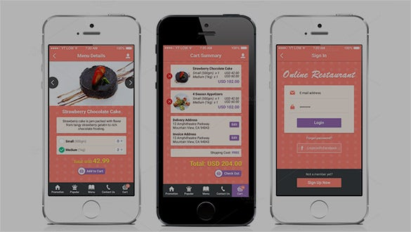 design patterns for mobile applications