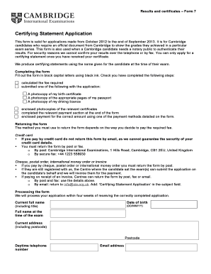 long form birth certificate application