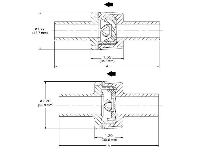 check valve types and applications pdf