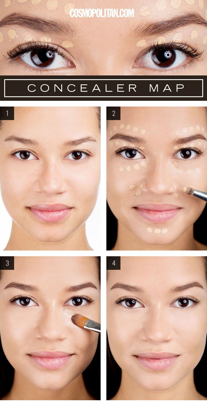 how to get flawless foundation application
