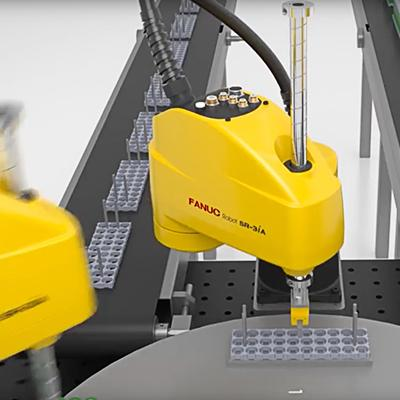 pick and place robotic arm applications